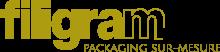 Filigram | Packaging taillé sur-mesure